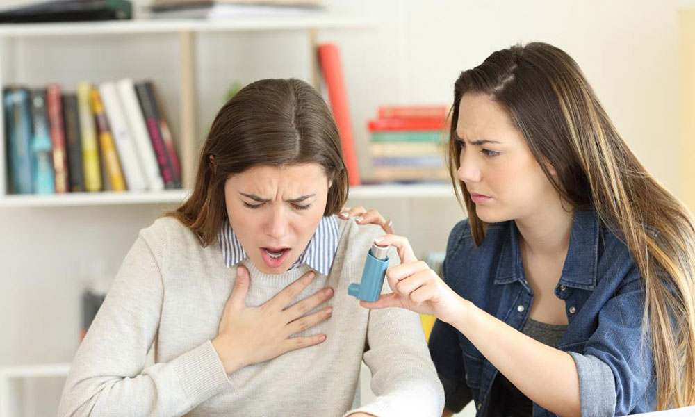 تنگی نفس | علل و روش های درمان مشکلات تنفسی
