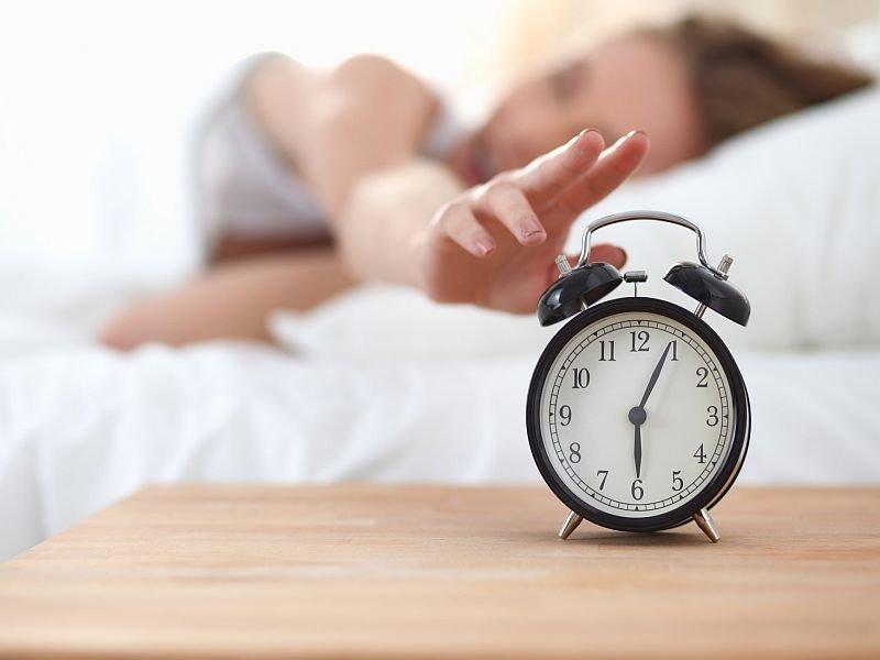 خواب کافی برای افزایش انرژی بذن