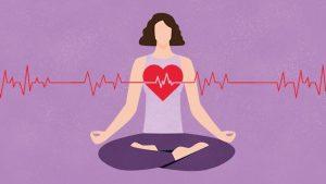 اثر مدیتیشن روی سلامت قلب