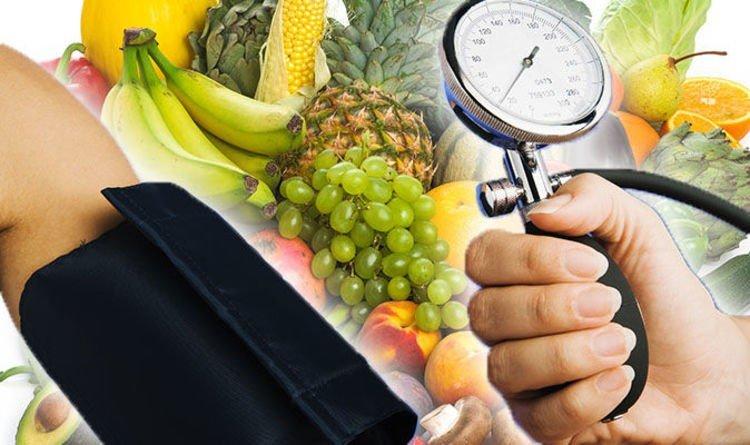 درمان فشار خون بالا با این 5 ماده غذایی