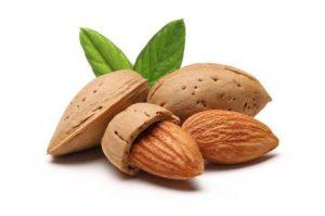 بادام و کاهش فشار خون بالا