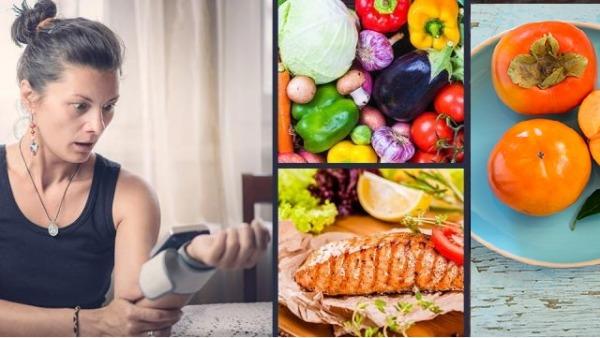 کاهش فشار خون دیاستولیک با این مواد غذایی