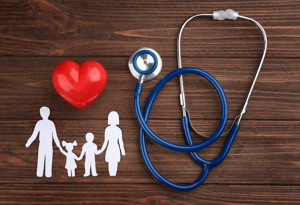 بیمه خدمات قلب و عروق