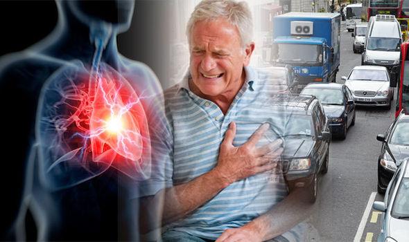 ریزگرد ها و بروز نارسایی قلبی
