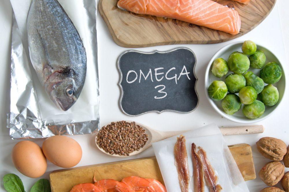 مکمل های غذایی امگا3 برای سلامت قلب