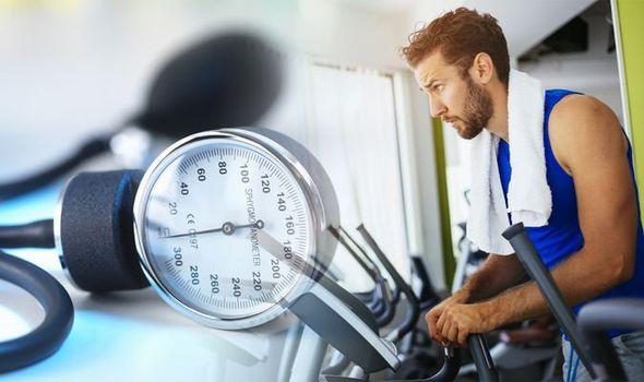 درمان فشار خون بالا با ورزش
