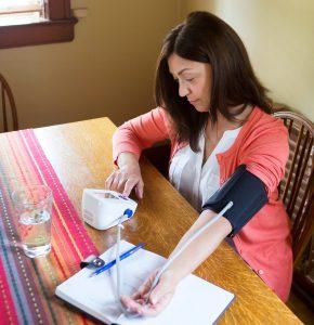 کنترل فشار خون در دوران قاعدگی